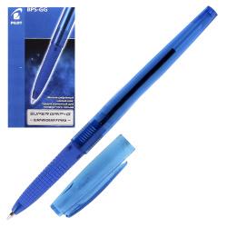 Ручка шар масл 0,7 тонир корп резин манжет Pilot BPS-GG-F L син к/к