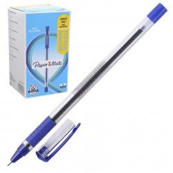 Ручка пишущий узел 0,7мм, игольчатая, цвет чернил синий PM BRITE TUCK BLUE PaperMate 2084374