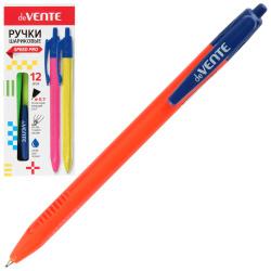 Ручка авт шар масл 0,7 трехгран цветн корп deVENTE Speed Pro Triolino Neon 5070904 син к/к ассорти