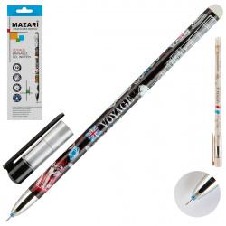 Ручка гелевая, пишущий узел 0,5мм Voyage Mazari M-5531