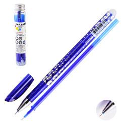 Ручка гелевый, Пиши-стирай, пишущий узел 0,5мм Brunty Mazari M-5428Т-70