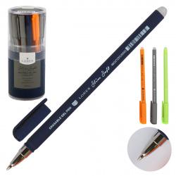 Ручка гел Пиши-стирай 0,5 цветн корп LX-base Draft Slim Soft LXEPSS-LB3 син пласт/уп ассорти 4 вида
