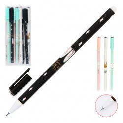 Ручка гелевая, Пиши-стирай, пишущий узел 0,5мм Little rabit Basir 925А