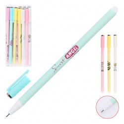 Ручка гелевая, Пиши-стирай, пишущий узел 0,5мм Basir 893