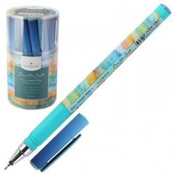 Ручка детская шариковая, масляная, 0,7мм WATERCOLOR.BLUR Double Soft LOREX LXOPDS-WT1