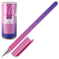 Ручка детская шариковая, масляная, 0,5мм GRADIENT.SWEET Slim Soft LOREX LXOPSS-GR2