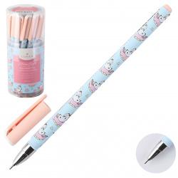 Ручка детская шариковая, масляная, 0,5мм ILLEGALLY CUTE.UNICORN Slim Soft LOREX LXOPSS-IC6