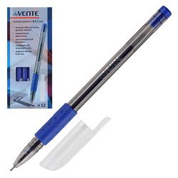 Ручка гелевая, игольчатая, одноразовая, пишущий узел 0,7мм, цвет чернил синий deVENTE 5051608