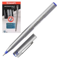 Ручка капиллярная, пишущий узел 0,5мм, цвет чернил синий Micropoint Luxor 7162