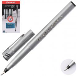Ручка капиллярная, пишущий узел 0,5мм, цвет чернил черный Micropoint Luxor 7161