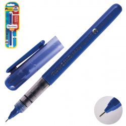 Ручка-роллер 0,5 PaperMate INKJOY 1986312 синий блистер с европодвесом
