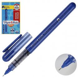 Ручка-роллер 0,5 PaperMate INKJOY 1986307 синий блистер с европодвесом