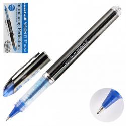 Ручка-роллер 0,5 Uni UB-205 синий картонная коробка