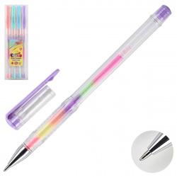 Набор гелевых ручек 4 цвета, 4шт, гелевая, 0,8мм Rainbow Cosmo deVENTE 5051407