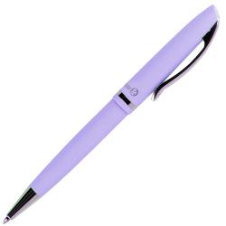 Ручка шариковая подарочная лавандовый корпус поворотный механизм Pelikan Jazz Pastel PL812641/1155871 синяя