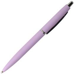Ручка шариковая подарочная сиреневый корпус нажимной механизм BrunoVisconti San remo 20-0249/097 синяя картонный футляр