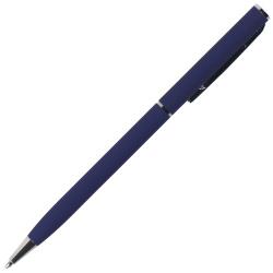 Ручка шариковая подарочная  темно-синий корпус поворотный механизм BrunoVisconti Palermo 20-0250/064 синяя