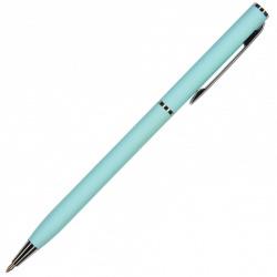 Ручка шариковая подарочная нежно-голубой корпус поворотный механизм BrunoVisconti Palermo 20-0250/08 синяя