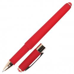 Ручка шариковая подарочная красный корпус BrunoVisconti Monaco 20-0125/046 синяя картонный футляр