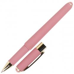 Ручка шариковая подарочная розовый корпус BrunoVisconti Monaco 20-0125/18 синяя пластиковая упаковка