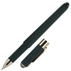 Ручка шариковая подарочная зеленый корпус BrunoVisconti Monaco 20-0125/03 синяя пластиковая упаковка