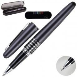 Ручка роллер подар Retro Pop Collection корп серый металлик мат с рис BLV-BMR37-M HT