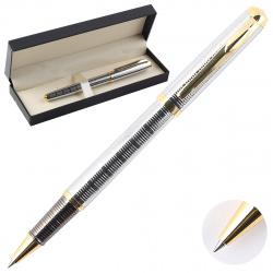 Ручка роллер подар корп серебр 203546/1/F FIORENZO пласт/футляр
