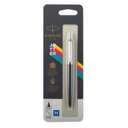 Ручка шариковая, подарочная, пишущий узел M (medium) 1мм, цвет чернил синий Jotter Parker 2096873
