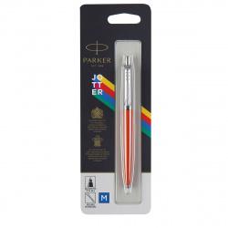 Ручка шариковая, подарочная, пишущий узел M (medium) 1мм, цвет чернил синий Jotter Parker 2076054