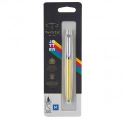 Ручка шариковая, подарочная, пишущий узел M (medium) 1мм, цвет чернил синий Jotter Parker 2076056