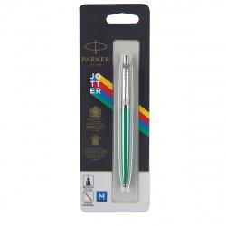 Ручка шариковая, подарочная, пишущий узел M (medium) 1мм, цвет чернил синий Jotter Parker 2076058