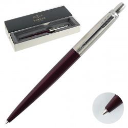 Ручка шариковая, подарочная, пишущий узел M (medium) 1мм, цвет чернил синий Jotter Parker 1953192