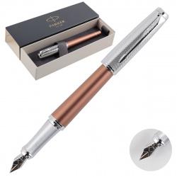 Ручка перьевая PARKER Urban Premium Orange CT корпус алюминиевый 1931625