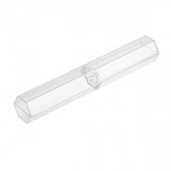 Футляр подарочный для ручек Dedalo пластик, цвет прозрачный deVENTE 9021811