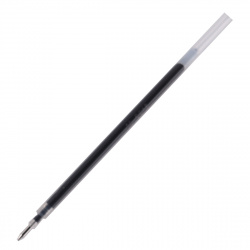 Стержень гелевый 129мм 0,5мм Erich Krause Standart 39008 черный блистер