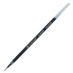Стержень гелевый, игольчатая, 131мм, пишущий узел 0,5мм, цвет чернил черный Tukzar TZ 5401