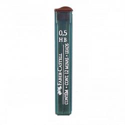 Грифель 0,5мм HB 12шт Faber-Castell 521500