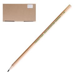 Карандаш HB, дерево, шестигранный Воскресенская карандашная фабрика Простой 6400