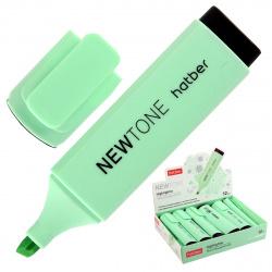 Текстовыделитель 1-5мм Hatber NEWtone Pastel HL_060875 мятный