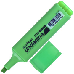 Текстовыделитель 1-5мм MunHwa UnderLine ULF-04 зеленый