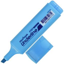 Текстовыделитель 1-5мм MunHwa UnderLine ULF-02 голубой