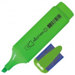 Текстовыделитель 1-5мм Attomex 5045801 зеленый