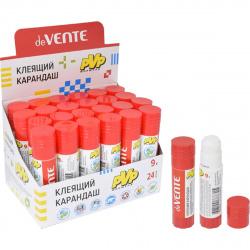 Клей карандаш 9гр PVP deVENTE быстросохнущий 5052814