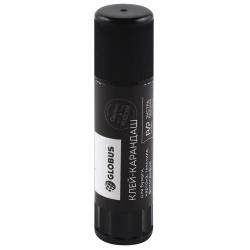 Клей карандаш 15гр PVP Globus Qulity КЛ-15ПВП
