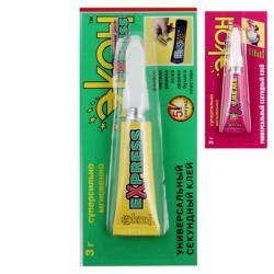 Клей Секунда 3гр Henkel Экон Экстрим/Экон Экспресс