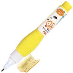 Корректирующая ручка 7мл  металлический наконечник Deli Е39299 431738 ассорти