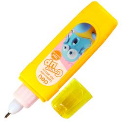 Корректирующая ручка 12мл металлический наконечник Deli Cover Up EН10200 ассорти 3 вида