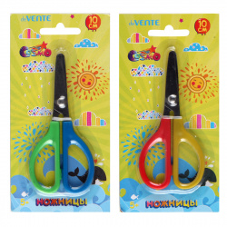 Ножницы 100мм детские deVENTE Cosmo 8010402 ассорти 2 вида