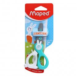 Ножницы 120мм детские Maped руч пласт 037800