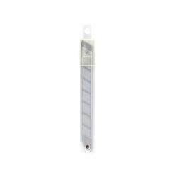 Лезвия для ножей 9мм Attache 882895 комплект 10шт в пластиковом пенале